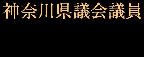 神奈川県議会議員 菅原直敏NAO Sugawara WEBサイト